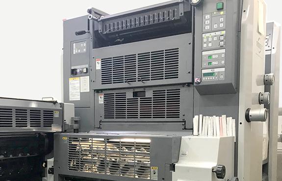 商業印刷全般の機器